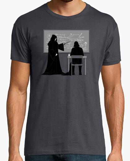Camiseta la física 101: fuerza