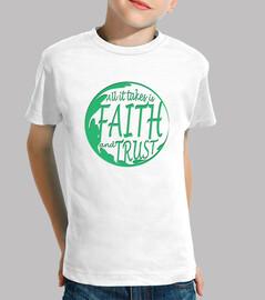 la foi et la confiance