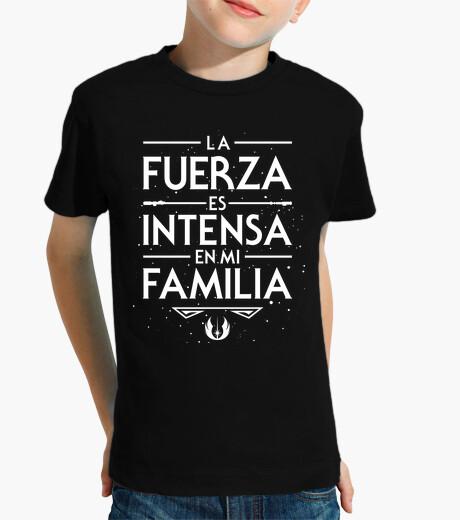 Vêtements enfant la force de la famille