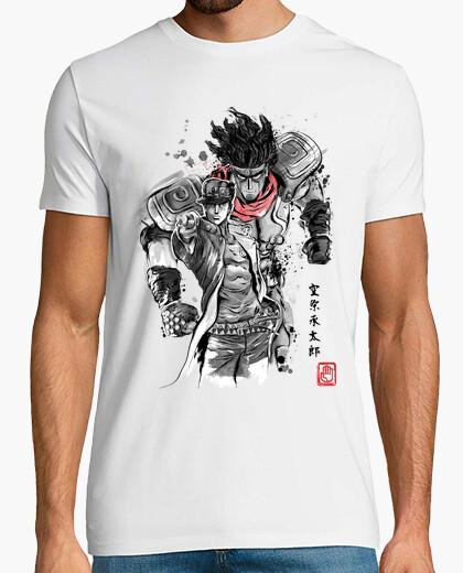 Tee-shirt la force, la vitesse and la précision