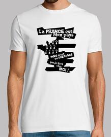 La France pays mais Bretagne chez moi