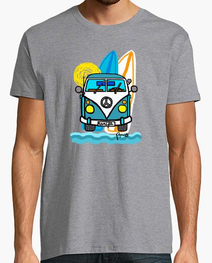 Camiseta La Furgo TARIFA