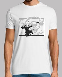 La garra del dragón de Sabo - One Piece