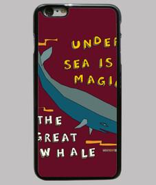 la gran ballena | cubrir más iphone6
