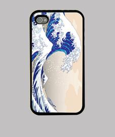 La gran ola - Hokusai