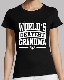 la grand-mère du monde
