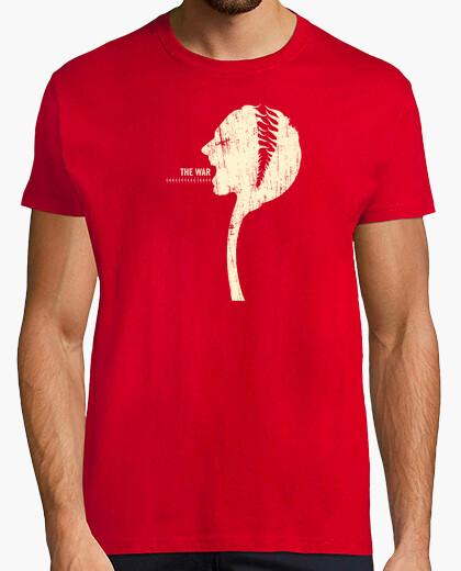 T-shirt la guerra
