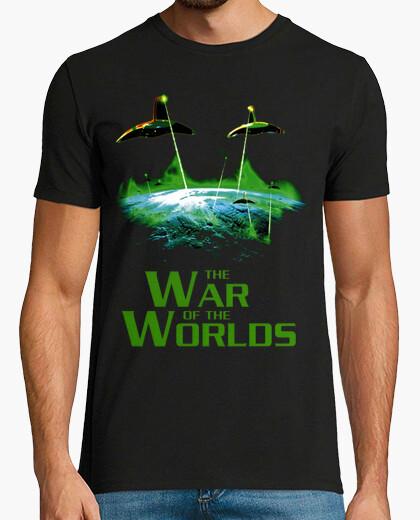 Camiseta La Guerra de los Mundos