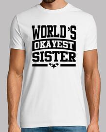 la hermana más aceptable de los mundos