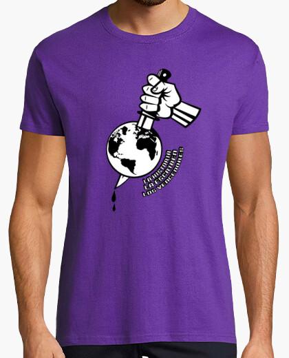 Camiseta La historia la escriben los vencedores