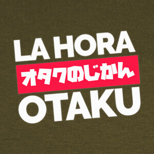 Camisetas La Hora Otaku Logo (Light)
