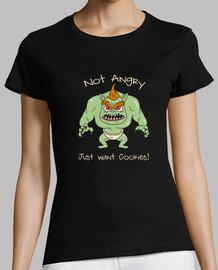 la increíble camiseta de bebé para mujer