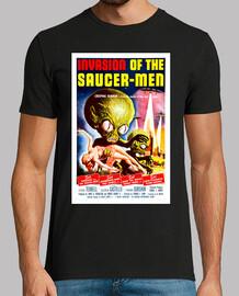 La invasión de los hombres del espacio