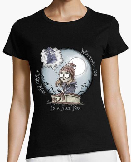 La jeune fille qui a attendu t-shirt