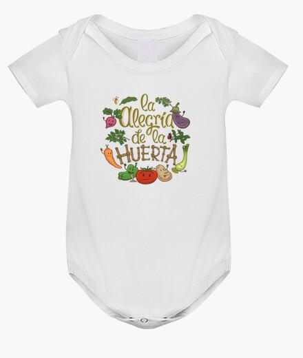 Vêtements enfant la joie du jardin