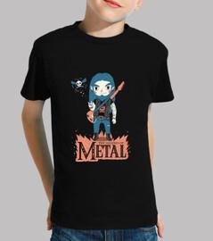 la légende du métal