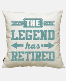la leggenda è andata in pensione