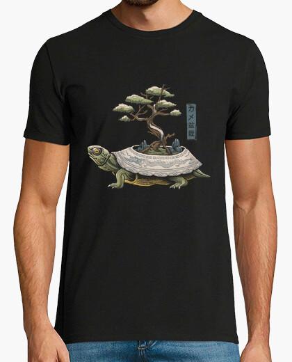 T-shirt la leggendaria camicia kame da uomo