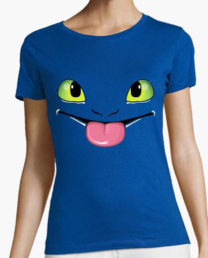 Camiseta la lengua del dragón
