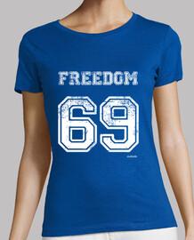 la liberté 69 (blanc)