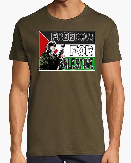 Tee-shirt la liberté des palestiniens