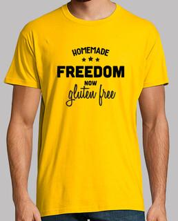 la liberté maison, maintenant sans gluten