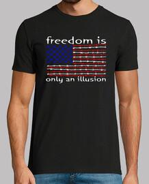 la liberté ne est qu'une illusion