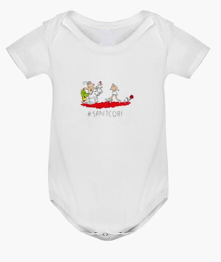 Ropa infantil La llegenda - Body nadó amb pigments ecològics