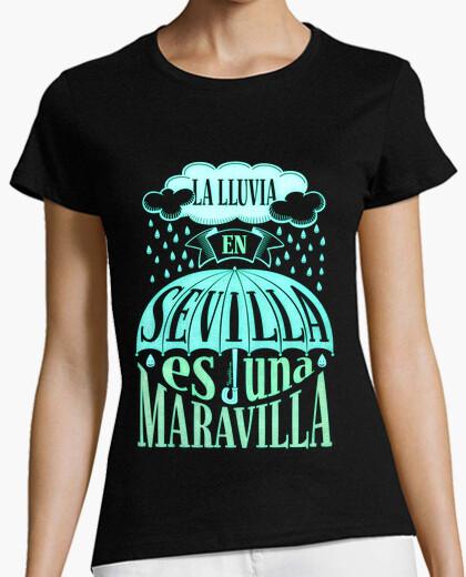 Camiseta La Lluvia en Sevilla...