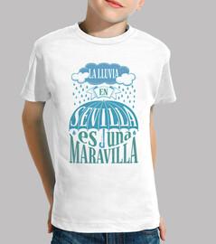 La Lluvia en Sevilla...