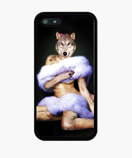 Funda iPhone La loba se viste de pieles