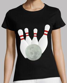la lune ou les du bowling