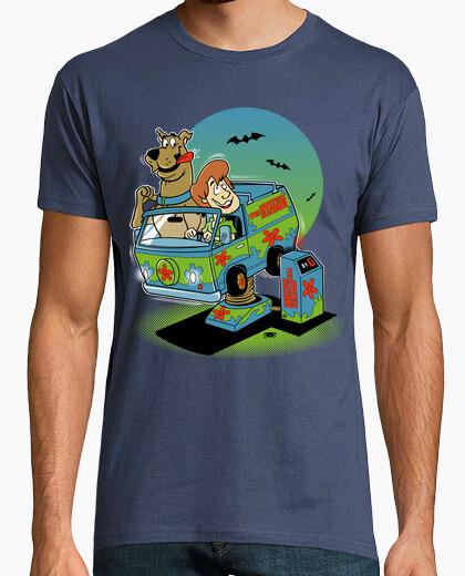 Tee-shirt la machine de mystère
