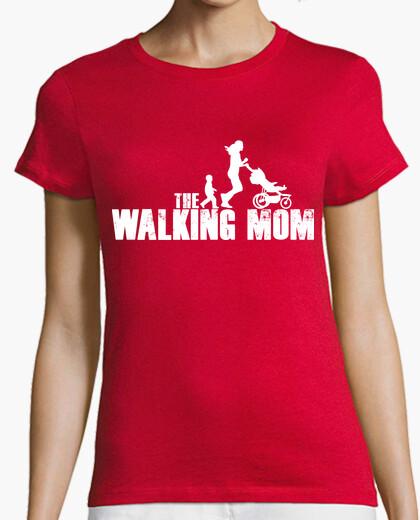 Tee-shirt la maman qui marche