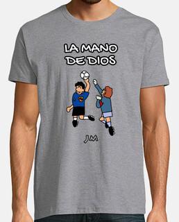 La Mano de Dios - Diego Maradona - Argentina