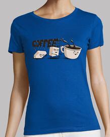 la marche du coffee