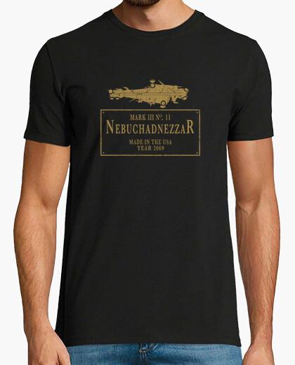 Tee-shirt la matrix nebuchadnessar