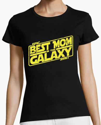 Tee-shirt La meilleure Maman de la galaxie