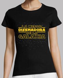 La Mejor Diseñadora De La Galaxia