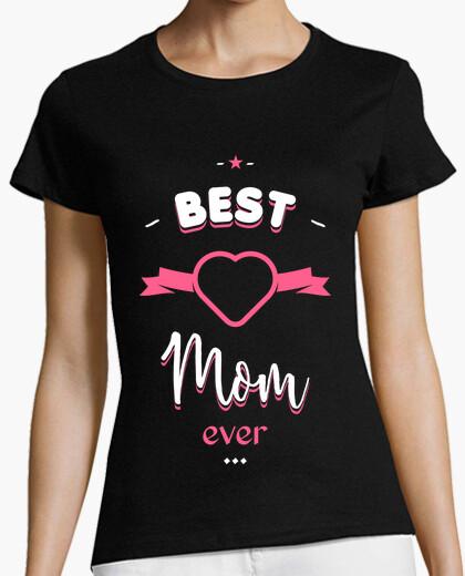 Camiseta la mejor madre de todas
