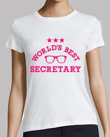 la mejor secretaria del mundo