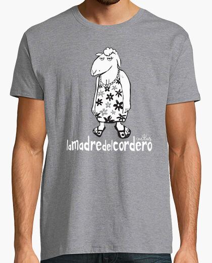 Tee-shirt la mère de l'agneau
