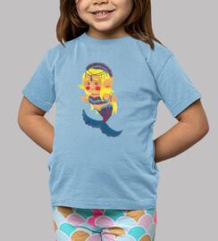 la mermaid principessa