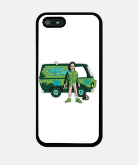 la meth machine cover iphone