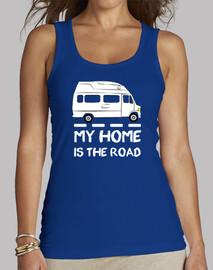 la mia home è la road
