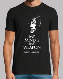 la mia mente è la mia arma