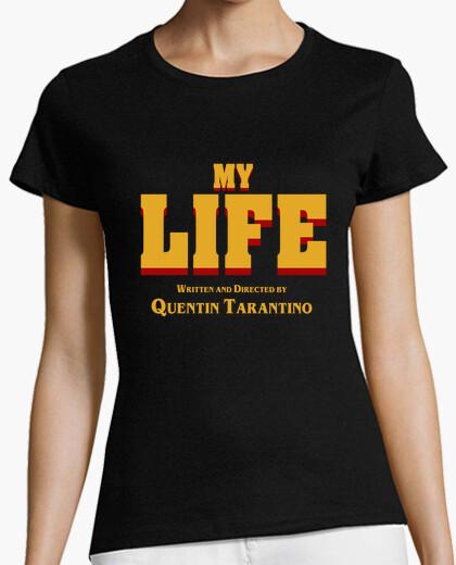 T-shirt la mia vita (catrame anti no)