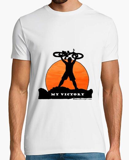 T-shirt la mia vittoria