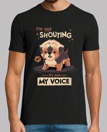 la mia voce