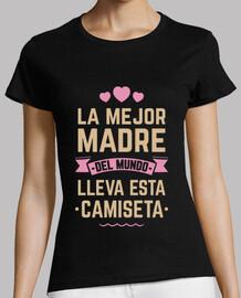 la migliore mamma del mondo indossa questa t-shirt